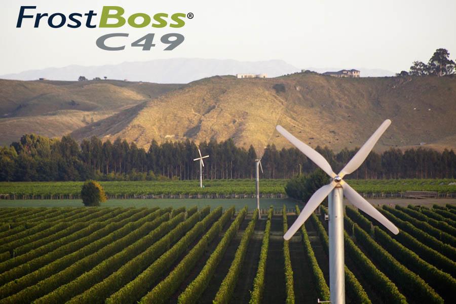 Frost Fans C49 R