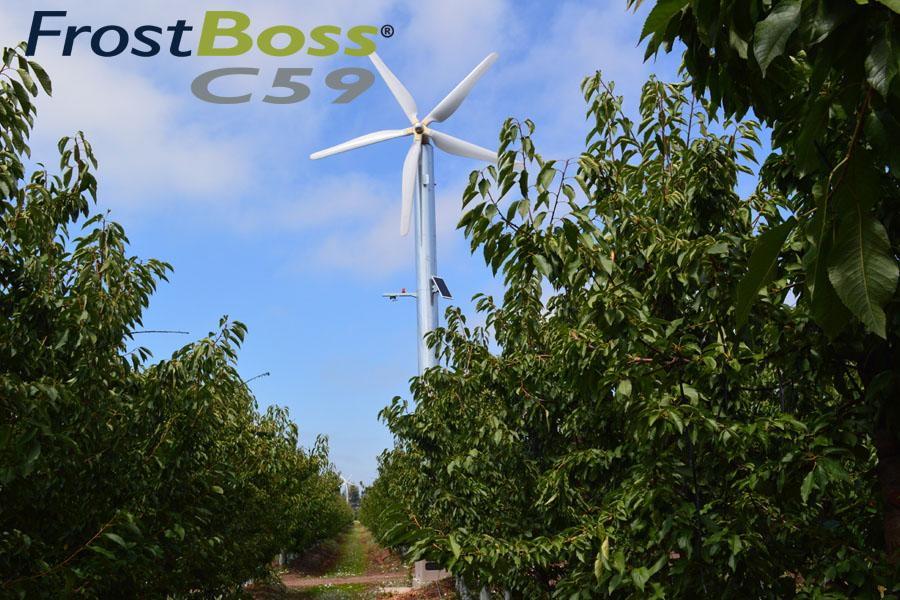 Frost Fans C59 R